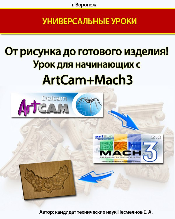 Mach3 2008 На Русском